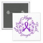 Hope Faith Love Strength Fibromyalgia