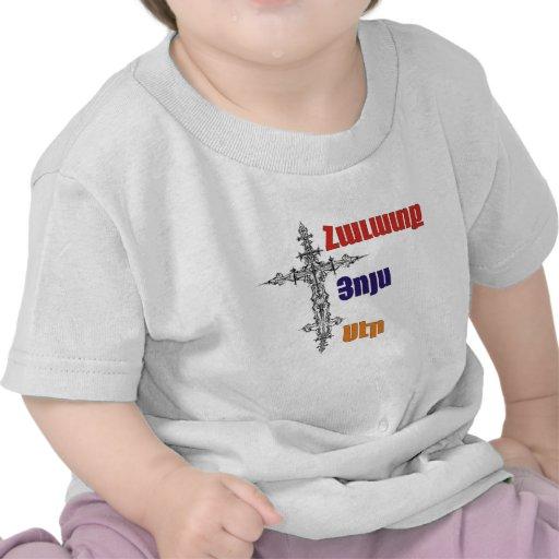 Hope, Faith, Love Tee Shirt