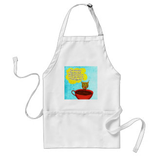Hope floats Coffee Love Standard Apron