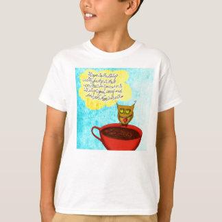Hope floats Coffee Love T-Shirt