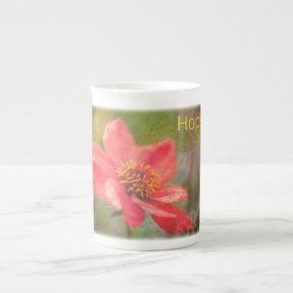 Hope Flower Tea Cup