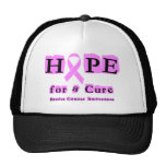 Hope for a Cure - Breast Cancer Hats