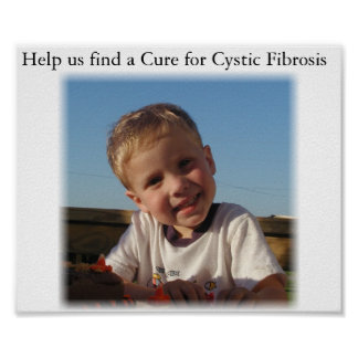 Hope for a cure poster