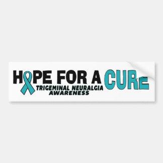Hope For A Cure...TN Bumper Sticker