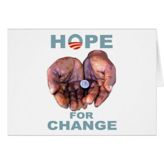 Hope for Change Cards