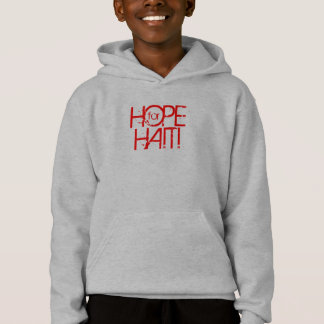 HOPE FOR HAITI [Profits Donated] iGave Kids Hoodie