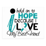 Hope For My Best Friend Cervical Cancer