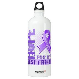 Hope For My Best Friend Hodgkins Lymphoma SIGG Traveller 1.0L Water Bottle