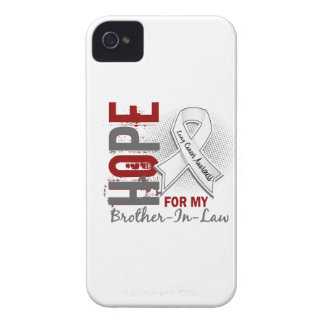 Hope For My Brother-In-Law Lung Cancer iPhone 4 Case