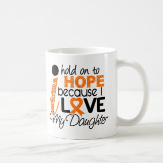 Hope For My Daughter Multiple Sclerosis MS Coffee Mug