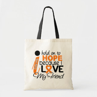 Hope For My Friend Multiple Sclerosis MS Tote Bag