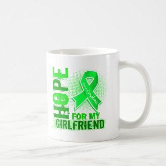Hope For My Girlfriend Lymphoma Basic White Mug