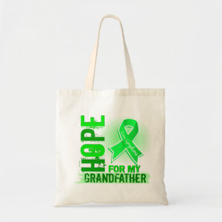 Hope For My Grandfather Lymphoma Bags