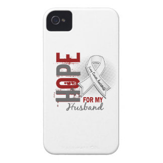 Hope For My Husband Lung Cancer iPhone 4 Case