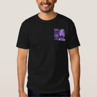Hope For My Wife Hodgkins Lymphoma Shirts