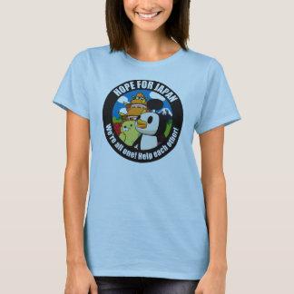 Hope for Samurai Japan T-Shirt