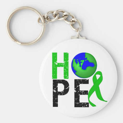 Hope for The Environment Key Chains