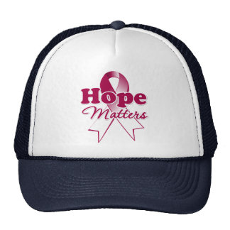 Hope Head Neck Cancer Hat