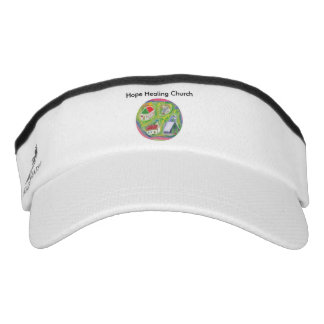 Hope Healing Church Christian Church Visor Hat Cap
