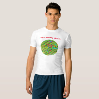 Hope Healing Church Christian Compression T-Shirt