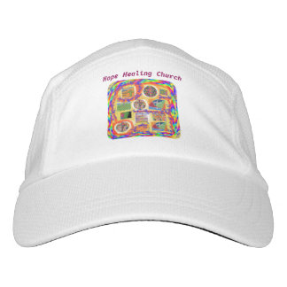 Hope Healing Church Christian Cross Baseball Cap
