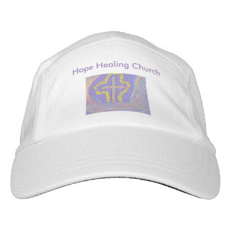 Hope Healing Church Christian Cross Hat Cap