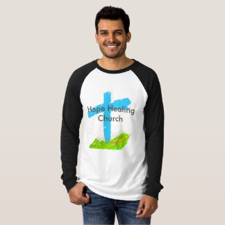 Hope Healing Church Christian Inspirational Tshirt