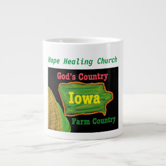 Hope Healing Church Christian Iowa Coffee Mug Cup