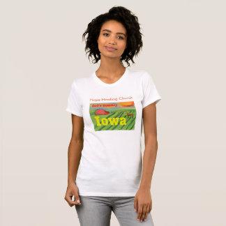 Hope Healing Church Christian Iowa Farm T-Shirt