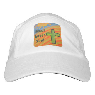 Hope Healing Church Christian Jesus Baseball Hat