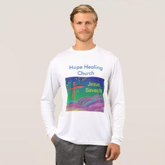 Hope Healing Church Christian Jesus Shirt