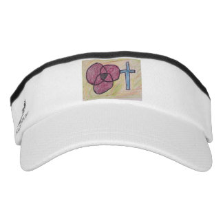 Hope Healing Church Christian Visor Hat Cap