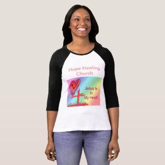 Hope Healing Church Christian Women's Shirt