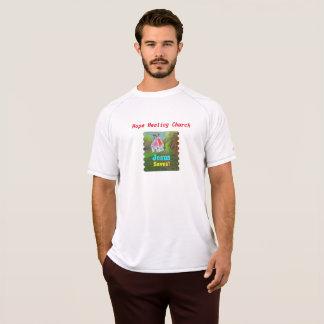 Hope Healing Church Double Mesh Christian T-Shirt