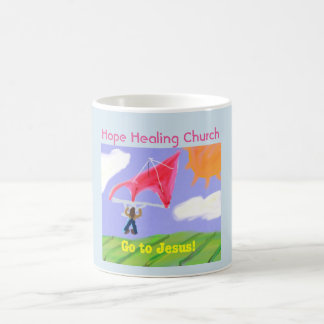 Hope Healing Church Go to Jesus Coffee Mug Cup
