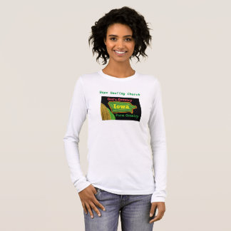 Hope Healing Church Iowa Womens Christian T-Shirt