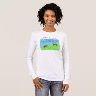 Hope Healing Church Iowa Women's Long Sleeve Shirt