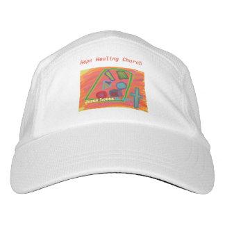 Hope Healing Church Jesus Loves Baseball Hat Cap