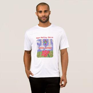 Hope Healing Church Jesus Loves Saves T-Shirt