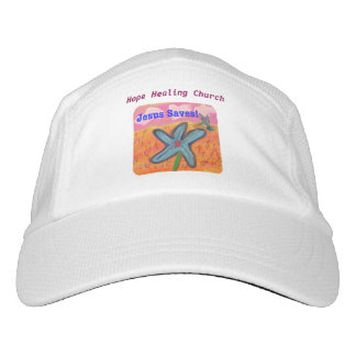 Hope Healing Church Jesus Saves Baseball Cap Hat