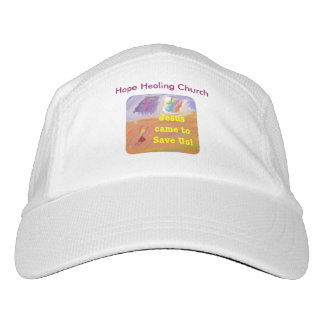 Hope Healing Church Jesus Saves Baseball Hat Cap