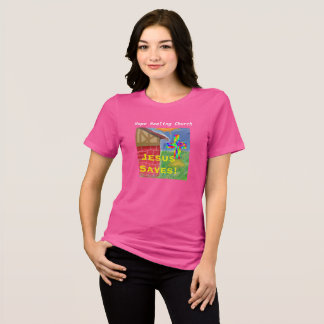 Hope Healing Church Jesus Saves Christian T-Shirt