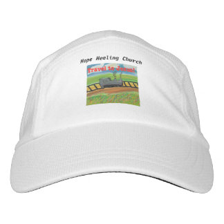 Hope Healing Church Jesus Train Baseball Hat Cap