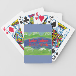 Hope Healing Church Lake Tahoe Playing Poker Cards