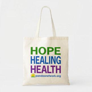 Hope, Healing, Health Bag-Full Color