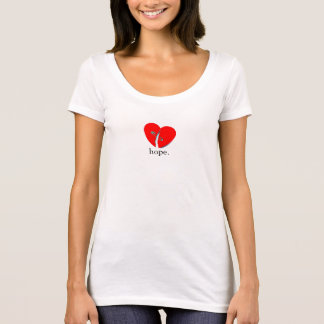 Hope Heart T-Shirt