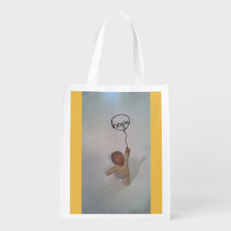 HOPE! I have a DREAM.....reusable bag Reusable Grocery Bags