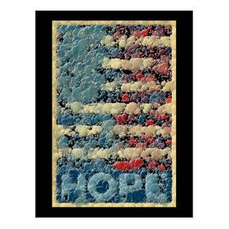 Hope In America Postcard