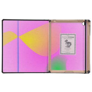 Hope in Pink iPad Folio Cases