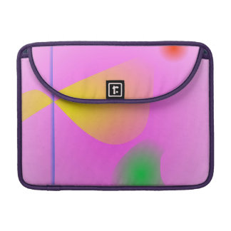 Hope in Pink MacBook Pro Sleeves